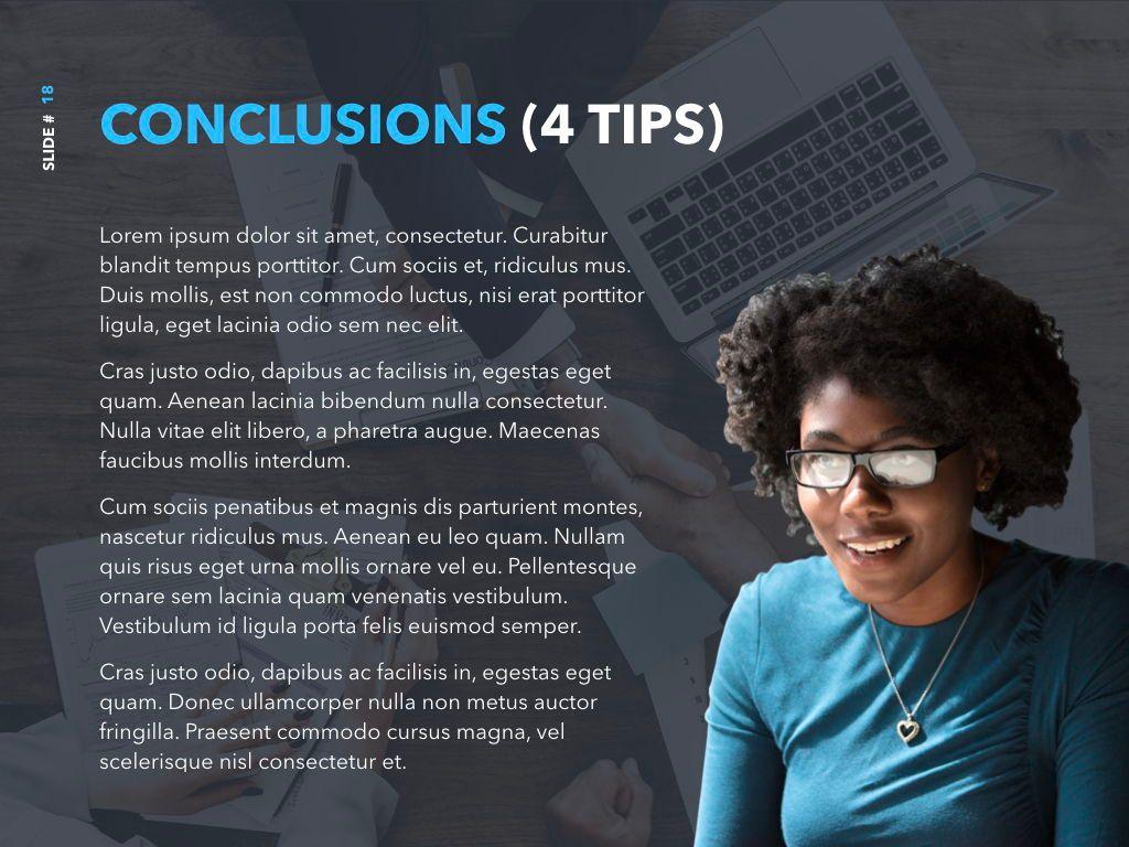 HR Rockstar PowerPoint Template, Slide 19, 05033, Presentation Templates — PoweredTemplate.com