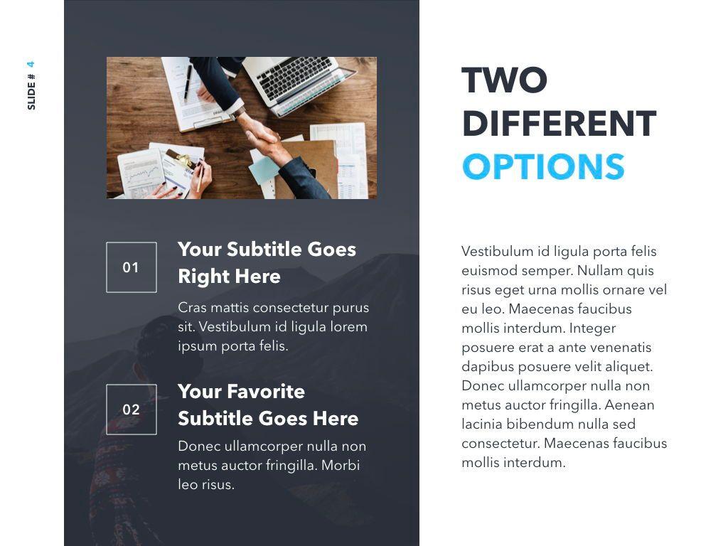 HR Rockstar PowerPoint Template, Slide 5, 05033, Presentation Templates — PoweredTemplate.com