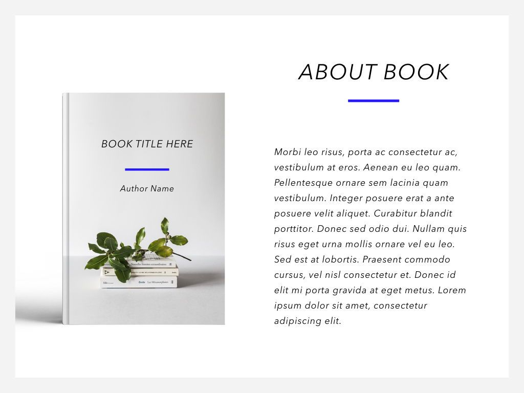 Printed Word Keynote Template, Slide 9, 05039, Education Charts and Diagrams — PoweredTemplate.com