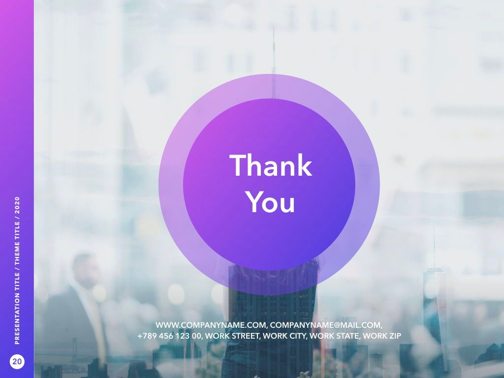 Cyber Security PowerPoint Template, Slide 21, 05040, Presentation Templates — PoweredTemplate.com