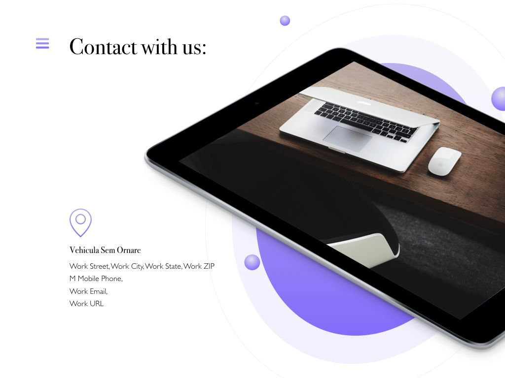 Wide Range PowerPoint Template, Slide 21, 05041, Presentation Templates — PoweredTemplate.com