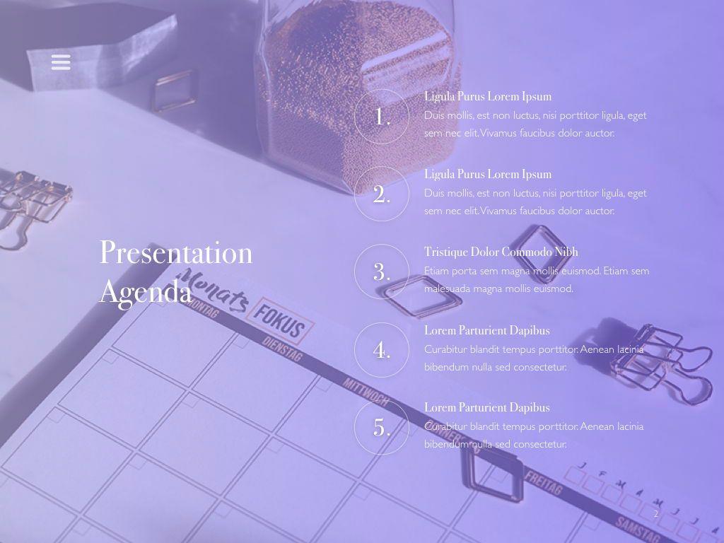 Wide Range PowerPoint Template, Slide 3, 05041, Presentation Templates — PoweredTemplate.com