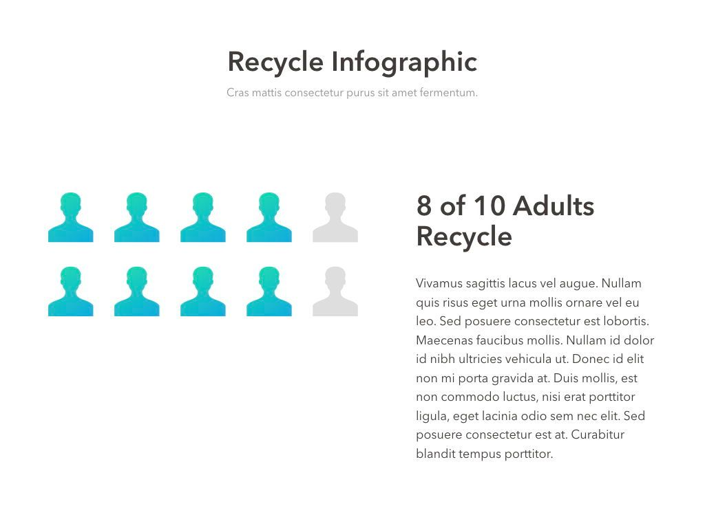 Valet Trash Service PowerPoint Template, Slide 12, 05042, Education Charts and Diagrams — PoweredTemplate.com