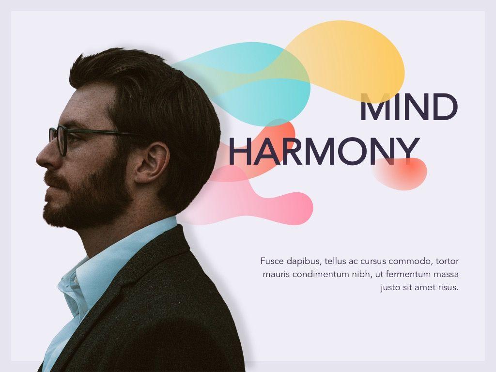 Mind Harmony Google Slides, Slide 2, 05047, Presentation Templates — PoweredTemplate.com