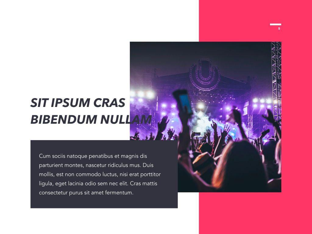 Verse PowerPoint Template, Slide 6, 05048, Presentation Templates — PoweredTemplate.com