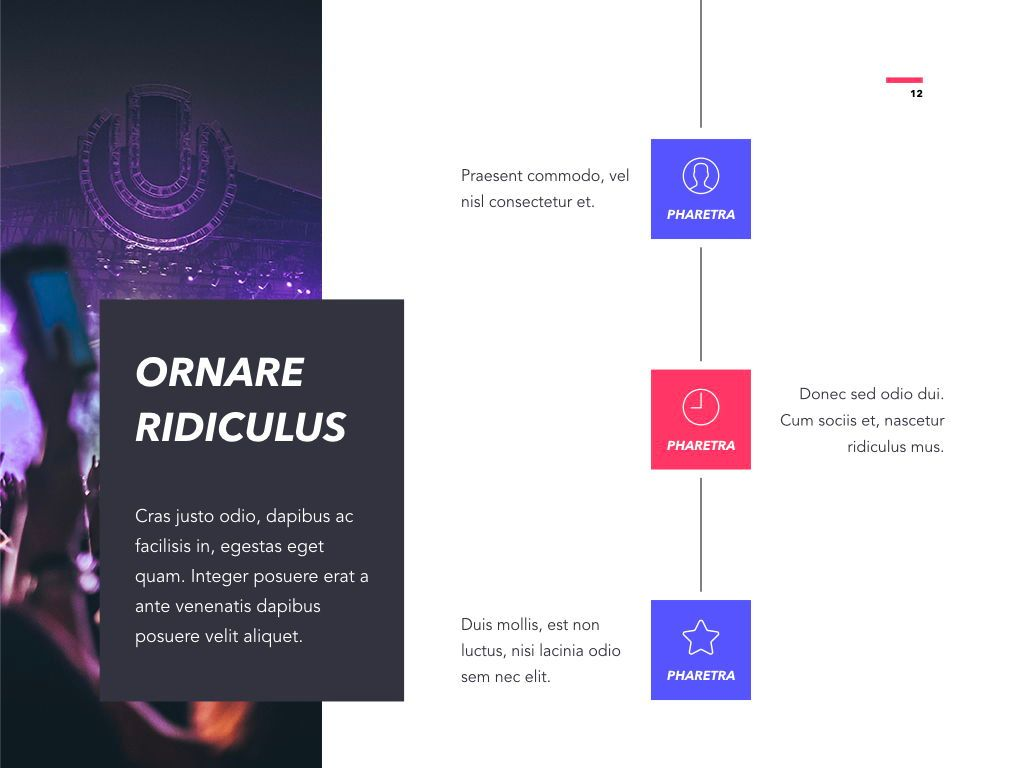Verse Keynote Template, Slide 13, 05051, Presentation Templates — PoweredTemplate.com