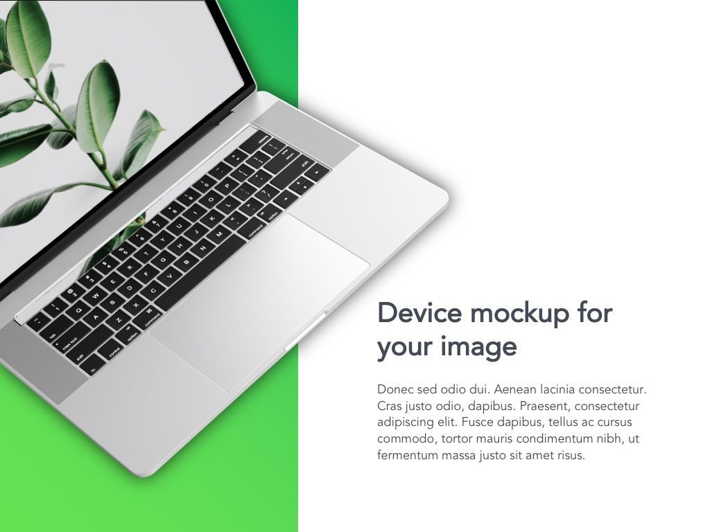Act Natural Google Slides Template, Slide 5, 05061, Presentation Templates — PoweredTemplate.com