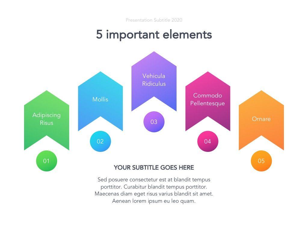 Act Natural Google Slides Template, Slide 9, 05061, Presentation Templates — PoweredTemplate.com