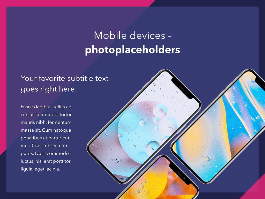 Mobile Industry Keynote Template, Slide 19, 05062, Presentation Templates — PoweredTemplate.com