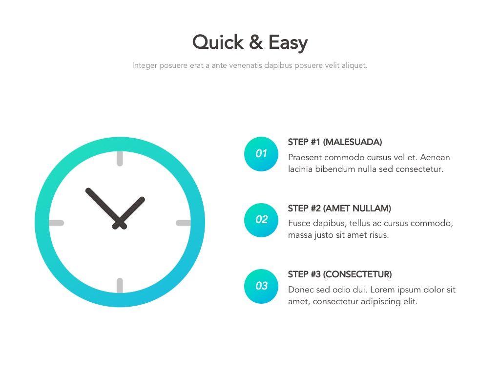 Valet Trash Google Slides Template, Slide 10, 05063, Presentation Templates — PoweredTemplate.com