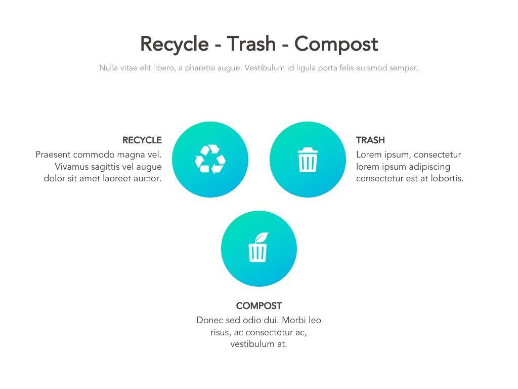 Valet Trash Google Slides Template, Slide 15, 05063, Presentation Templates — PoweredTemplate.com