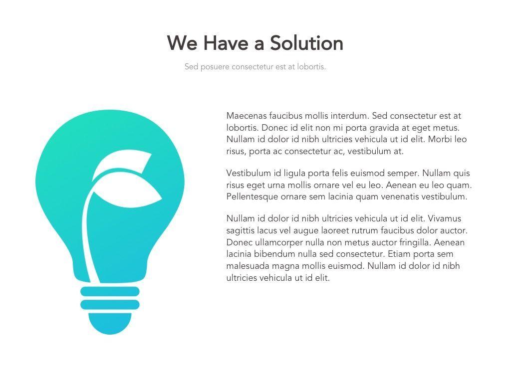 Valet Trash Google Slides Template, Slide 6, 05063, Presentation Templates — PoweredTemplate.com