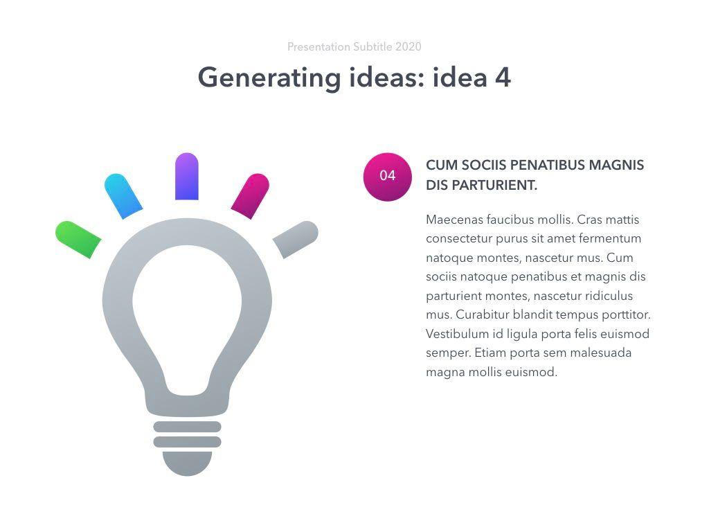 Act Natural PowerPoint Template, Slide 19, 05064, Presentation Templates — PoweredTemplate.com
