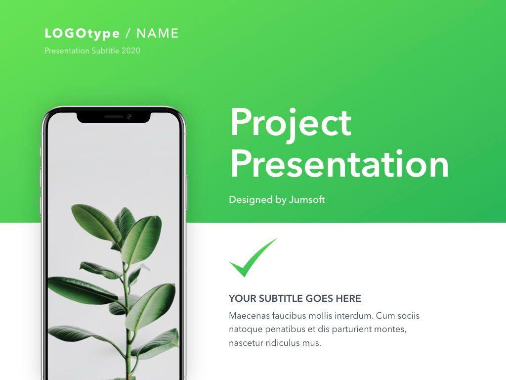 Act Natural PowerPoint Template, Slide 2, 05064, Presentation Templates — PoweredTemplate.com
