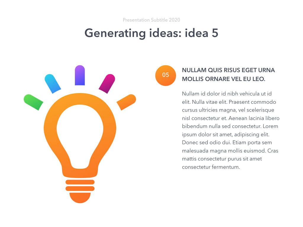 Act Natural PowerPoint Template, Slide 20, 05064, Presentation Templates — PoweredTemplate.com