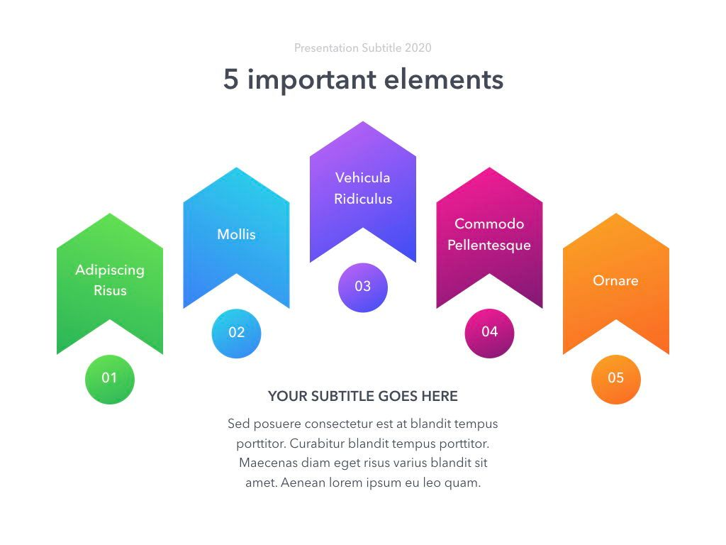 Act Natural PowerPoint Template, Slide 9, 05064, Presentation Templates — PoweredTemplate.com