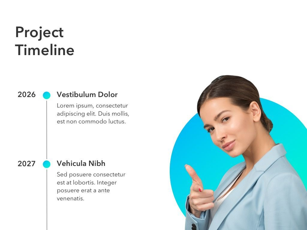 Project Planning PowerPoint Template, Slide 10, 05066, Presentation Templates — PoweredTemplate.com