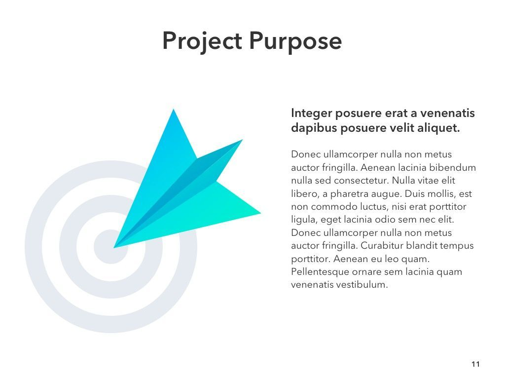 Project Planning PowerPoint Template, Slide 12, 05066, Presentation Templates — PoweredTemplate.com