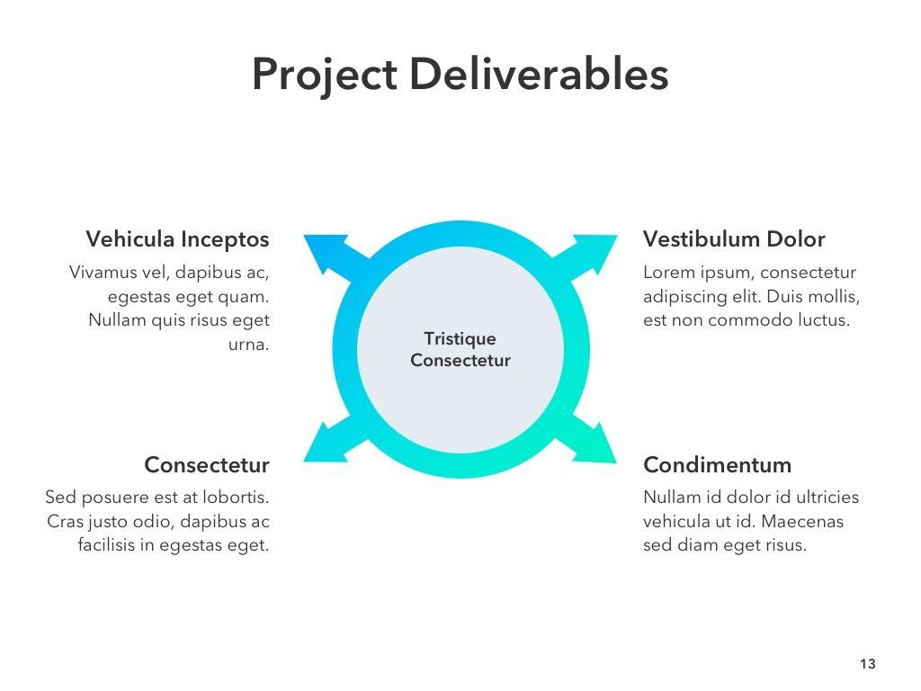 Project Planning PowerPoint Template, Slide 14, 05066, Presentation Templates — PoweredTemplate.com