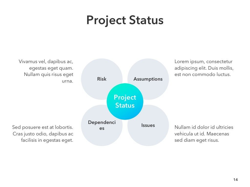 Project Planning PowerPoint Template, Slide 15, 05066, Presentation Templates — PoweredTemplate.com