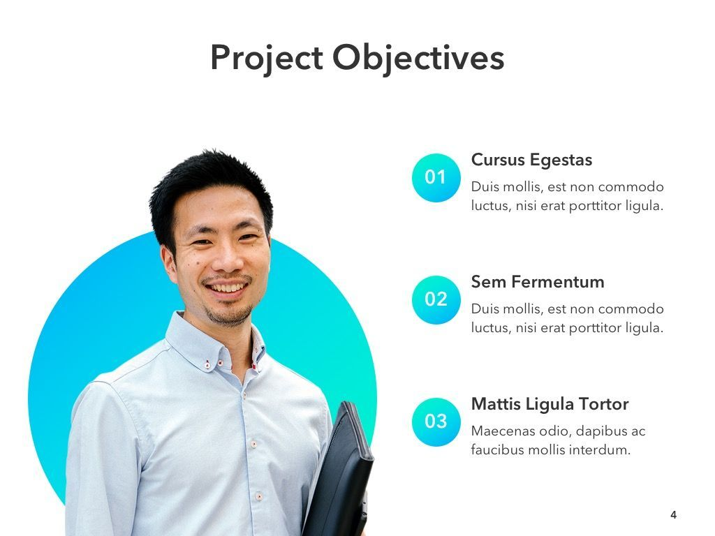 Project Planning PowerPoint Template, Slide 5, 05066, Presentation Templates — PoweredTemplate.com