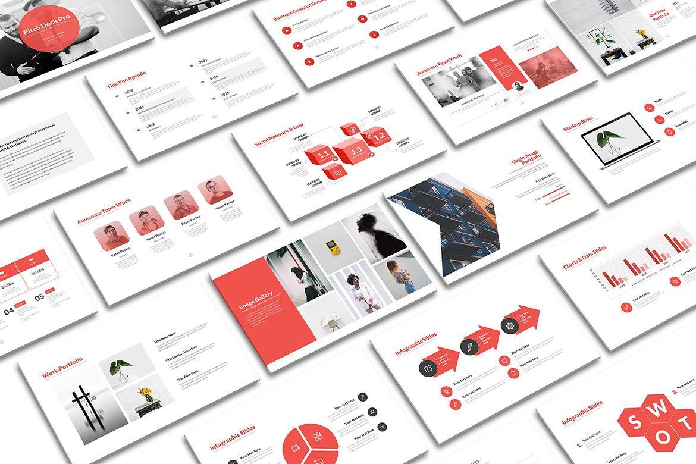 Business PowerPoint Template, Folie 3, 05076, Business Modelle — PoweredTemplate.com
