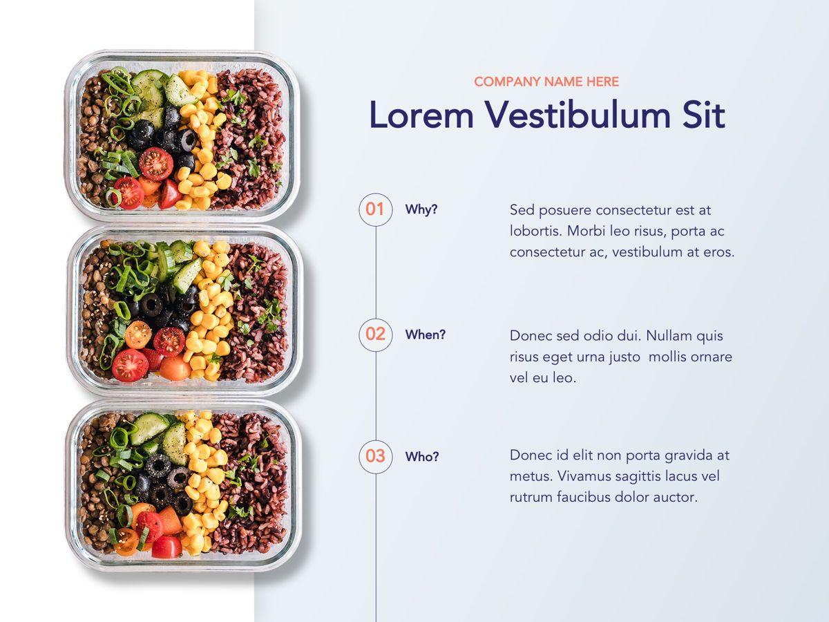 Nutritious Google Slides Template, Slide 6, 05080, Presentation Templates — PoweredTemplate.com