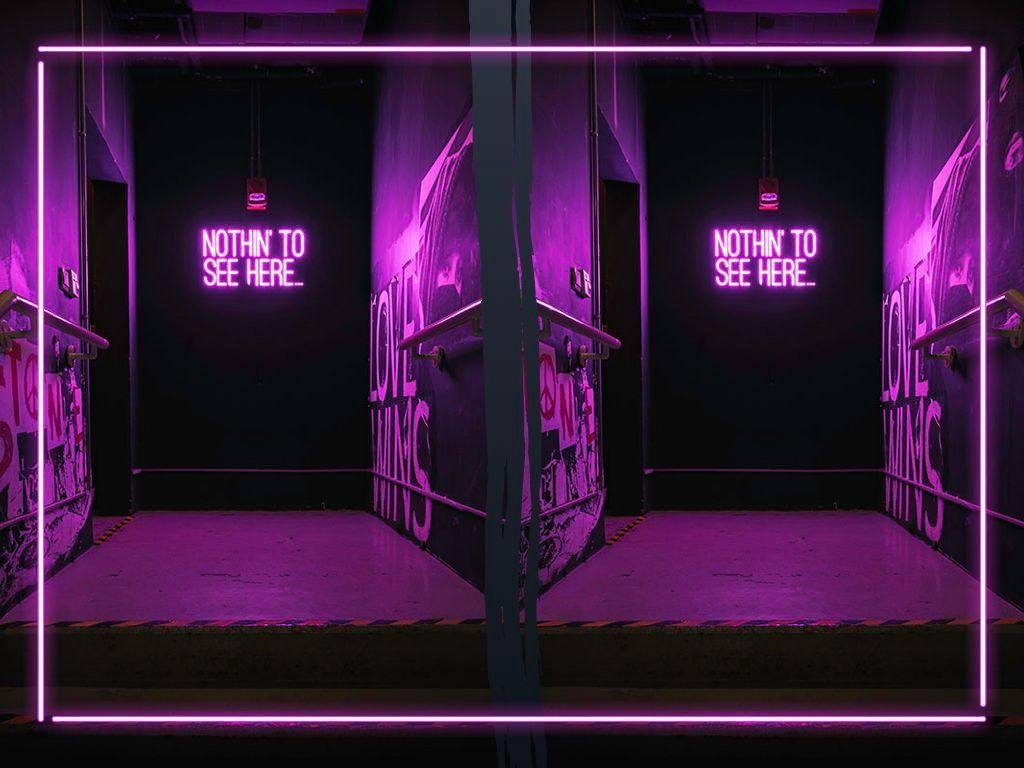 Neon Splash Keynote Theme, Slide 26, 05081, Presentation Templates — PoweredTemplate.com