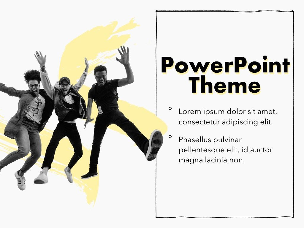 Sketched PowerPoint Theme, Slide 18, 05083, Presentation Templates — PoweredTemplate.com