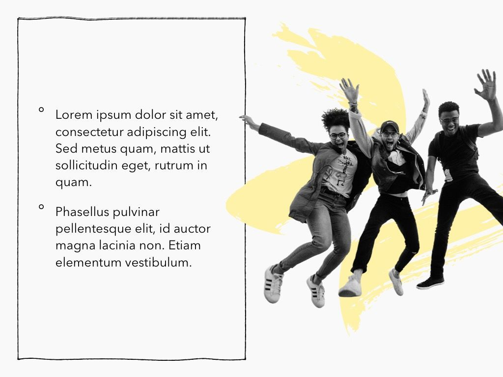 Sketched PowerPoint Theme, Slide 21, 05083, Presentation Templates — PoweredTemplate.com