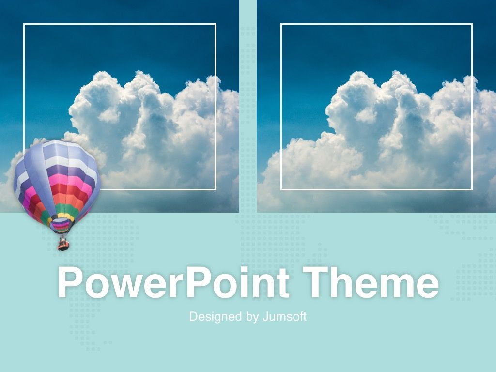 Hot Air PowerPoint Theme, Slide 14, 05084, Presentation Templates — PoweredTemplate.com