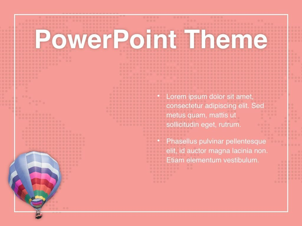 Hot Air PowerPoint Theme, Slide 33, 05084, Presentation Templates — PoweredTemplate.com