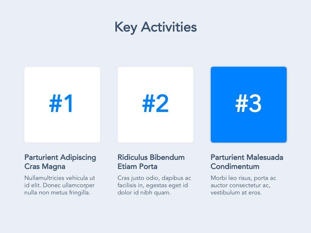 Business Model Google Slides, Slide 6, 05085, Business Models — PoweredTemplate.com