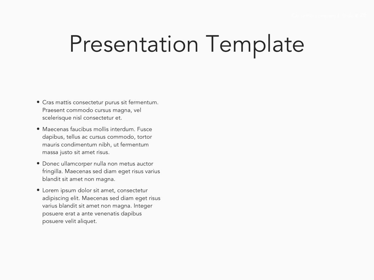 Car Rental Google Slides Theme, Slide 29, 05089, Presentation Templates — PoweredTemplate.com