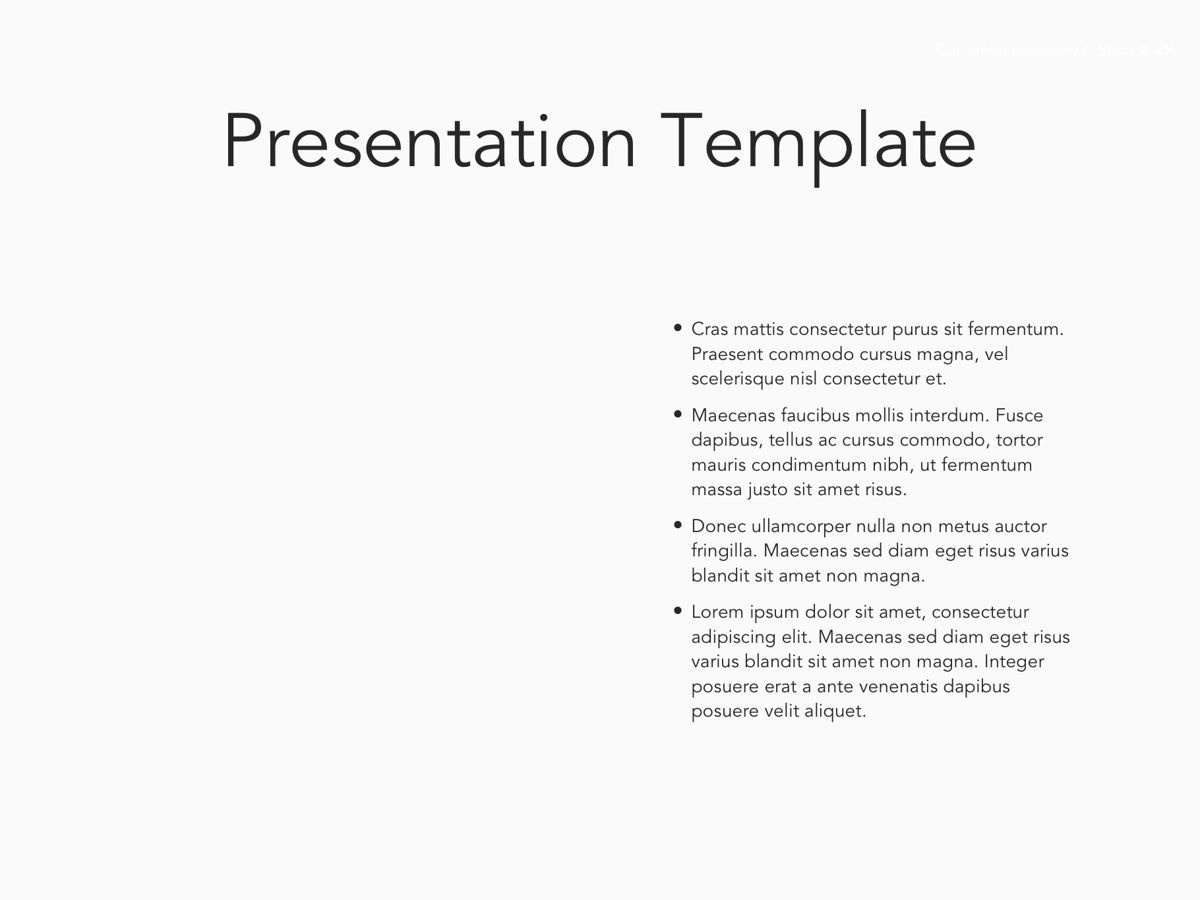 Car Rental Google Slides Theme, Slide 30, 05089, Presentation Templates — PoweredTemplate.com