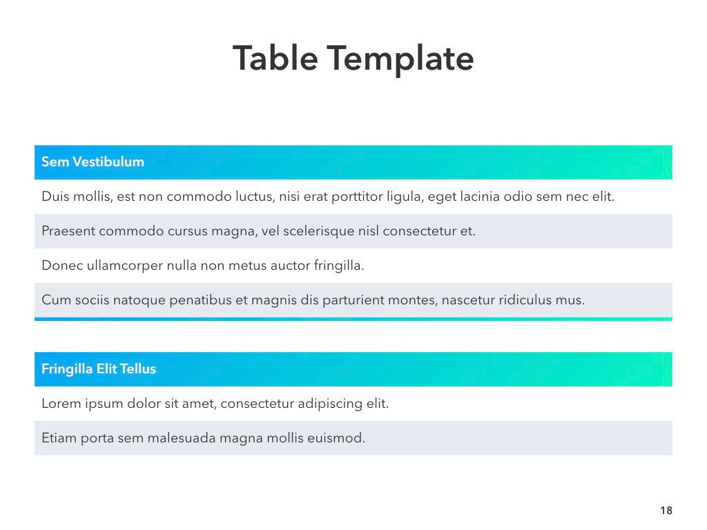 Project Planning Keynote Template, Slide 19, 05091, Presentation Templates — PoweredTemplate.com