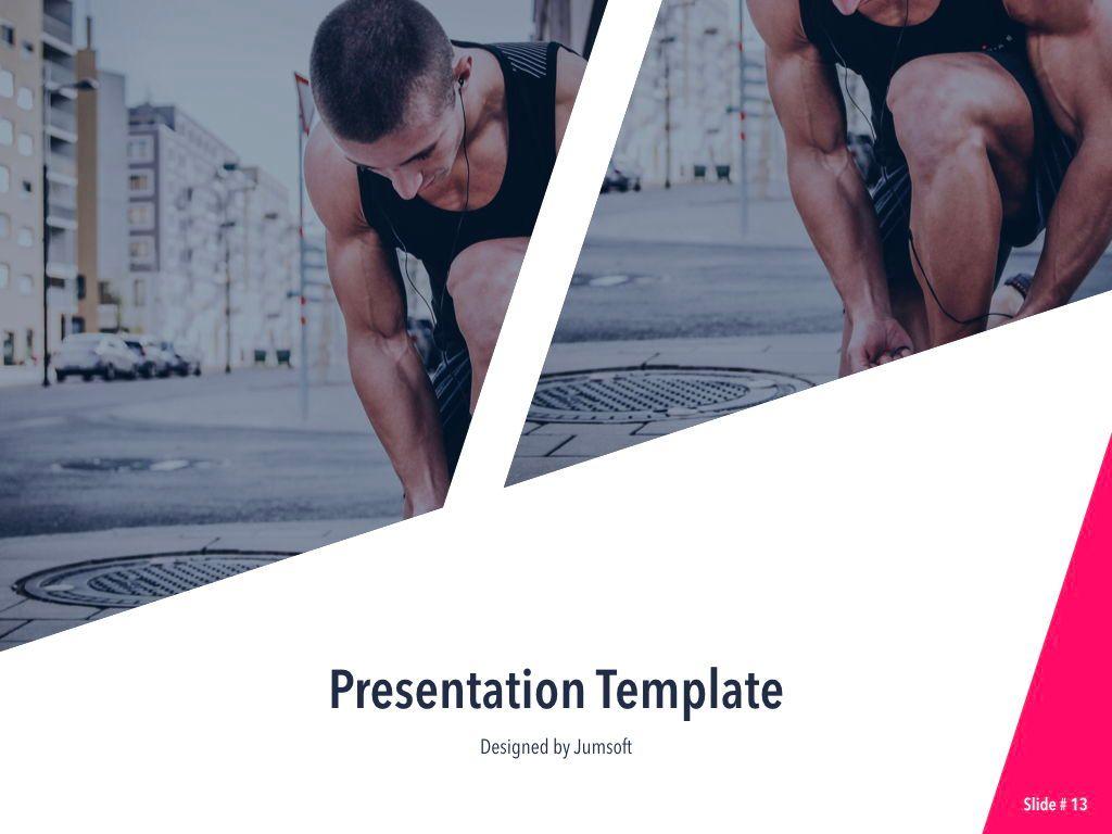 Perfect Training PowerPoint Theme, Slide 14, 05092, Presentation Templates — PoweredTemplate.com