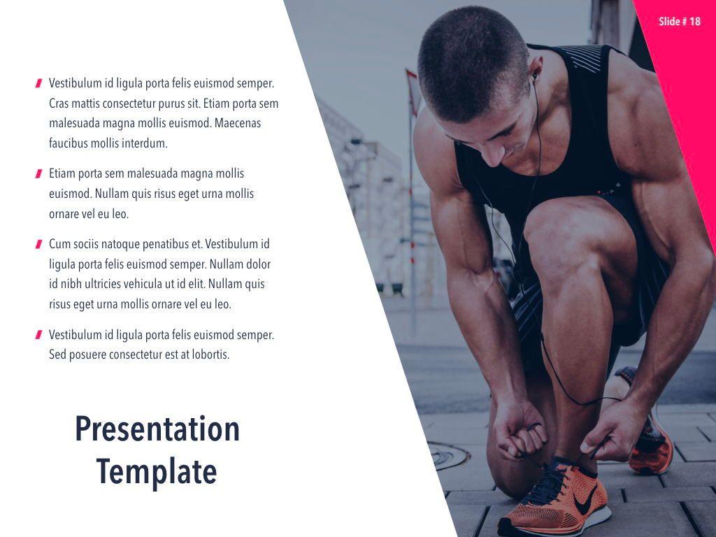 Perfect Training PowerPoint Theme, Slide 19, 05092, Presentation Templates — PoweredTemplate.com