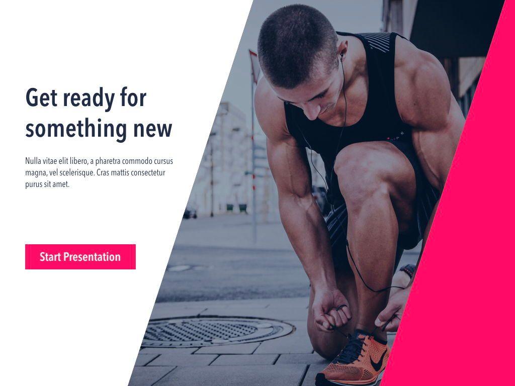Perfect Training PowerPoint Theme, Slide 2, 05092, Presentation Templates — PoweredTemplate.com