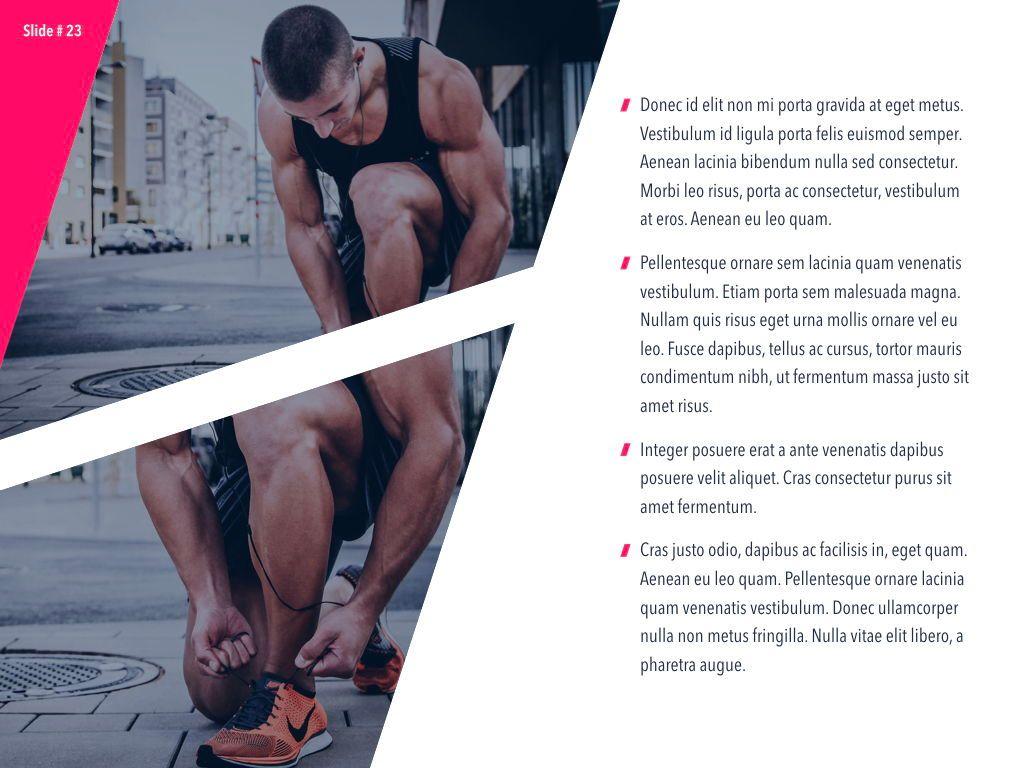 Perfect Training PowerPoint Theme, Slide 24, 05092, Presentation Templates — PoweredTemplate.com