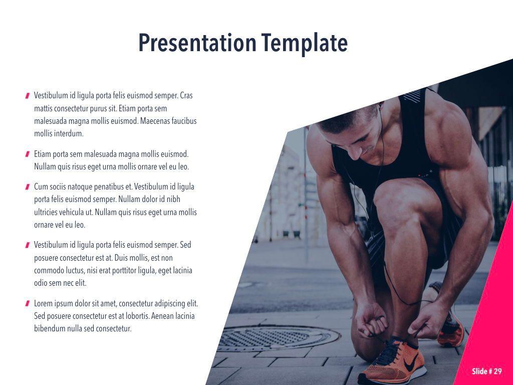 Perfect Training PowerPoint Theme, Slide 30, 05092, Presentation Templates — PoweredTemplate.com