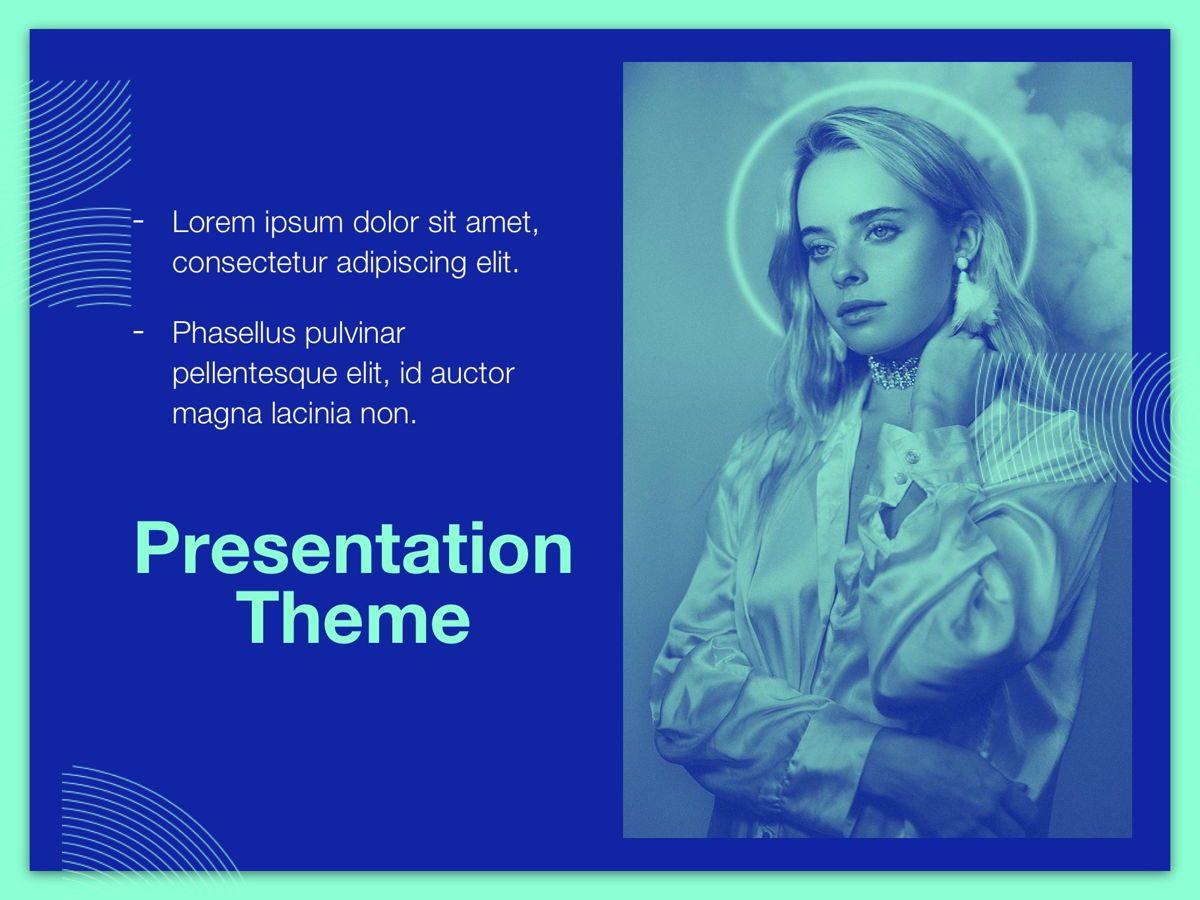 Duotones Google Slides Template, Slide 16, 05093, Presentation Templates — PoweredTemplate.com