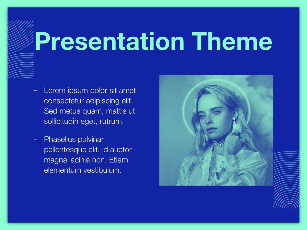 Duotones Google Slides Template, Slide 27, 05093, Presentation Templates — PoweredTemplate.com