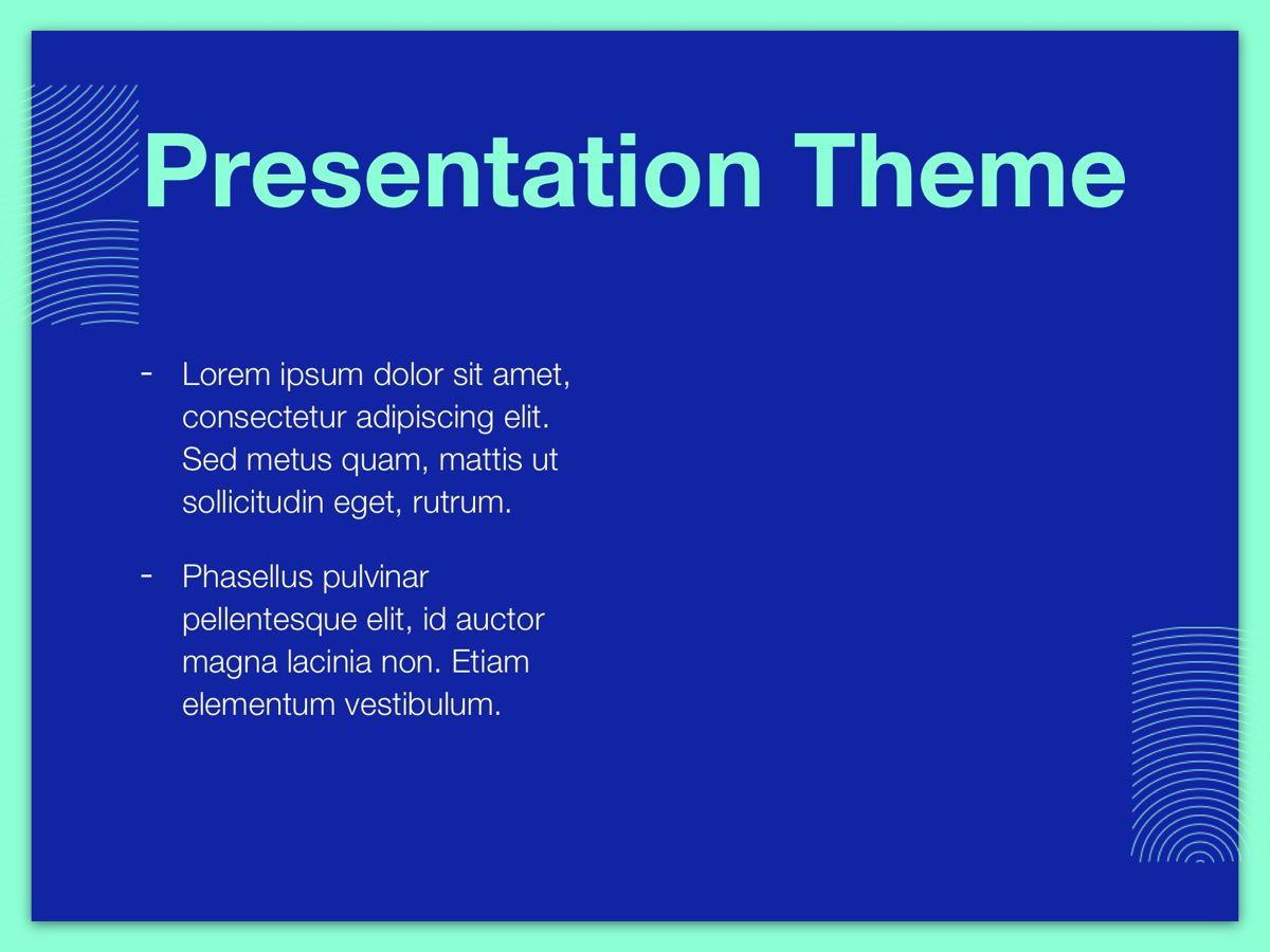 Duotones Google Slides Template, Slide 29, 05093, Presentation Templates — PoweredTemplate.com