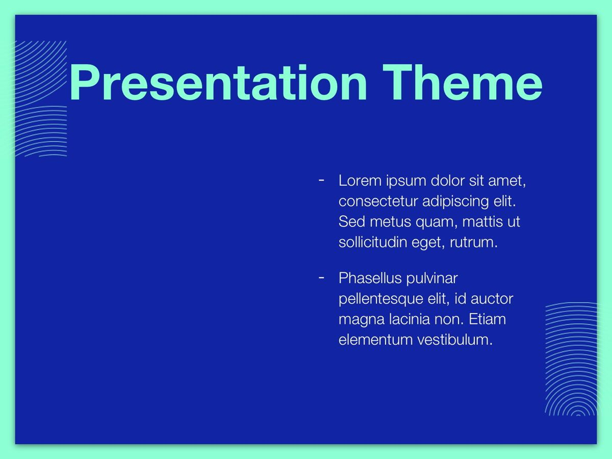 Duotones Google Slides Template, Slide 30, 05093, Presentation Templates — PoweredTemplate.com
