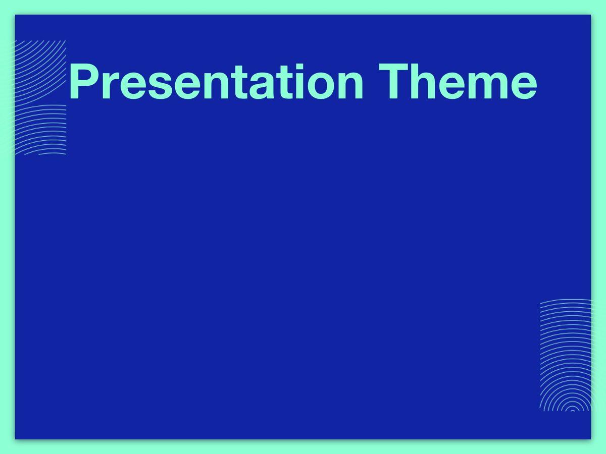 Duotones Google Slides Template, Slide 6, 05093, Presentation Templates — PoweredTemplate.com