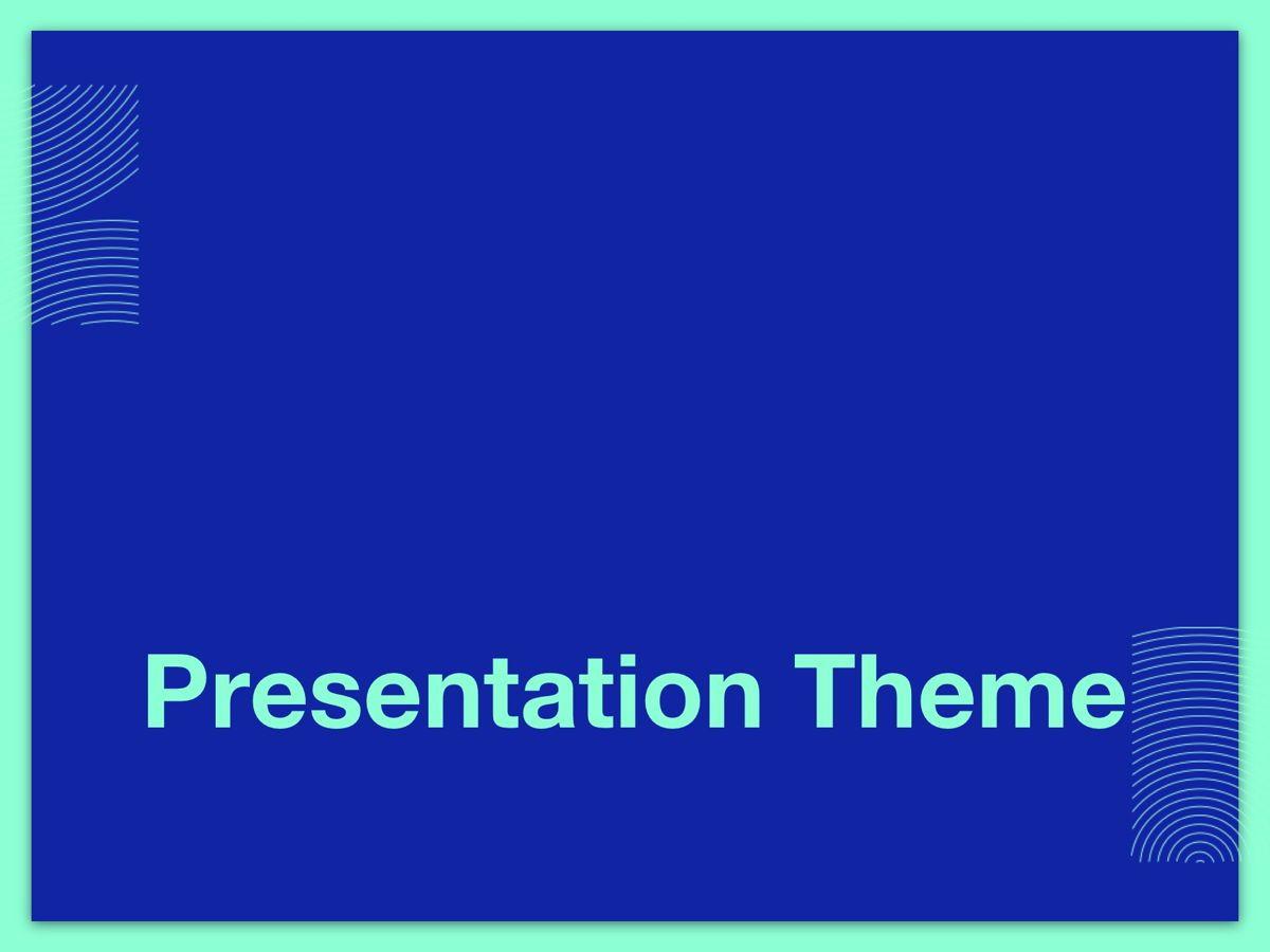 Duotones Google Slides Template, Slide 8, 05093, Presentation Templates — PoweredTemplate.com