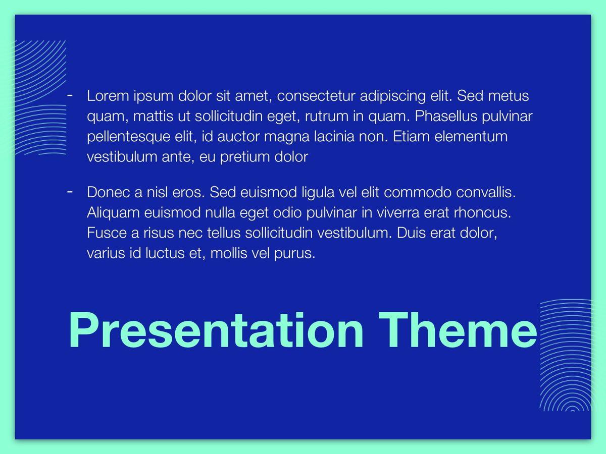 Duotones Google Slides Template, Slide 9, 05093, Presentation Templates — PoweredTemplate.com