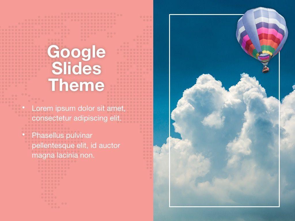 Hot Air Google Slides Theme, Slide 14, 05097, Presentation Templates — PoweredTemplate.com