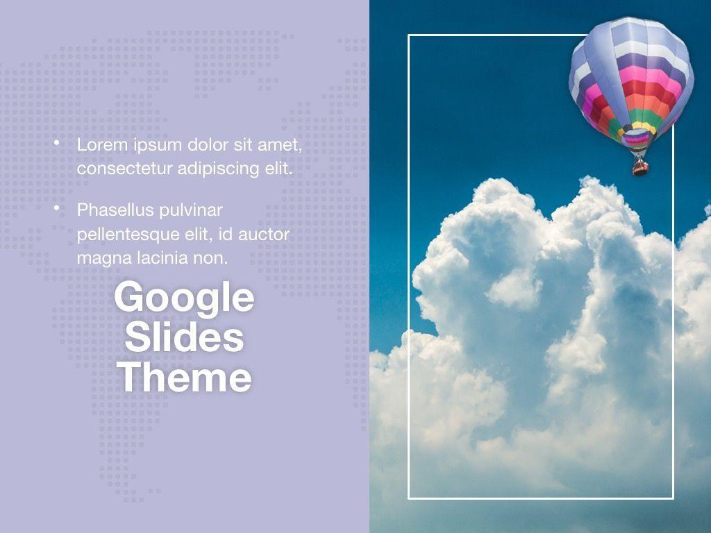 Hot Air Google Slides Theme, Slide 16, 05097, Presentation Templates — PoweredTemplate.com